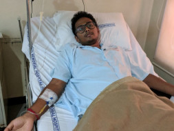 Ajeetabh's Blood Cancer Treatment