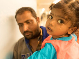 Even Before He Could Learn To Speak, Sriman Is Battling For His Life