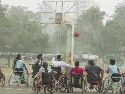 Help Maharashtra Wheelchair Basketball Team