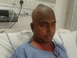 Help Mr Rakesh Kumar Dalai suffering from Spindle Cell Sarcoma