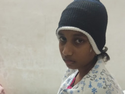 13-Year-Old Varsha Blames God For Her Agonising Pain Due To Cancer