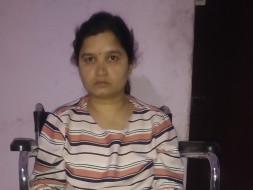 Help Guna Rajya Laxmi to fight Neurological Disease