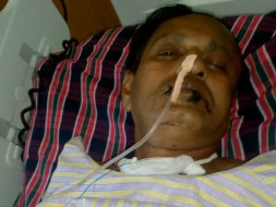 Help Syed Ibrahim fight Coma