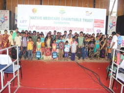 Educate Poor, Deprived Children from HIV and Tribal background