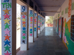 To Nurture Knowledge, Paint Walls Of Government Schools