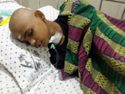 13-year-old Harish Needs Your Support to Fight Cancer For Second Time