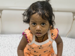 Harshini Needs An Urgent Liver Transplant To Survive A Fatal Disease