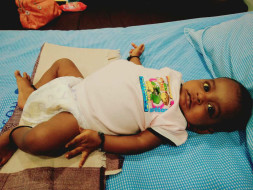 This 5-Month-Old's Liver Condition Is Deteriorating Every Moment