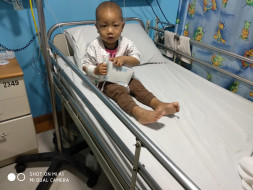 Help baby Alon, son of Army official, fight cancer