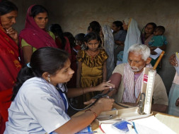 Donate Us to Provide Better Healthcare Service in Rural Areas in India