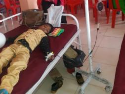 Help Nazim Fight Thalassemia