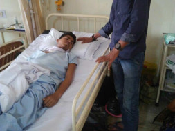 Double kidney failure of Kapilendra