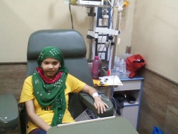 Help Divya to fight with cancer