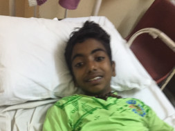 Help Sujit & family to defeat Encephalitis