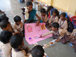 "HELP US TO BUILD ""ART FOR KIDS"" CENTRES"