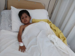 Help 5 year old Nihal to fight Cancer
