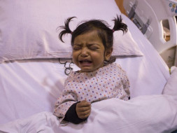 This baby girl needs a liver transplant to survive