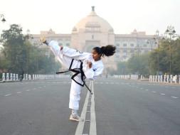 This Bengaluru Girl Represent India In World Taekwon-Do Championship.