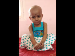 Help 3 Year Old Khushi Fight Cancer