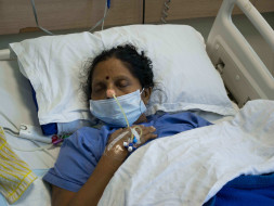 Help this mother fight a severe liver disease