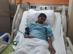 Help Venkat Raju Fight Struggles In The Hospital