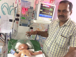 Help Baby of Roopa