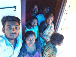 Shelter for Suresh and his 9 member family