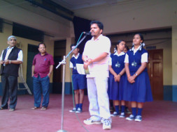 Prasanna karthik - Educating the Youths