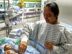 Help Sravanthi And Raju Save Their Prematurely Born Baby