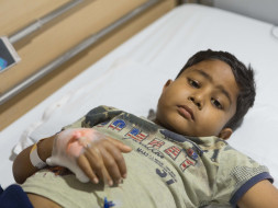 My Son Is Fighting A Fatal Disease That We Cannot Afford To Treat