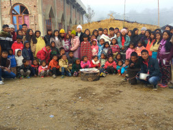 A Dream Camp For Children In Far East India