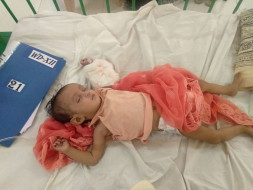 Help Baby Samarth Patil for his heart treatment