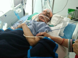 Help Ashish Fight Brain Hemorrhage & Kidney Failure In The ICU