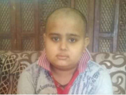 Help 10-Year-Old Rocky Dubey Fight Cancer