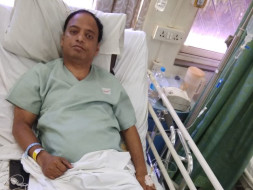 Help Milind Chavhan Get A Leg Surgery So He Can Walk Again