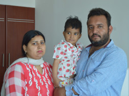 Donya needs a bone marrow transplant to fight a severe blood disorder