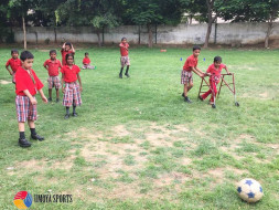 Support Us In Bringing 'Joy of Sports' To Children With Disabilities.