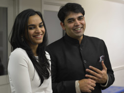 Sravani & Charag's Wedding Dedicated to Education