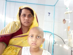Help Sadiya Khatoon Fight Against Rhabdomyosarcoma
