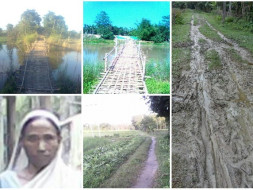 Help Lakhimai Help Her Villagers in Construction By Owning A Tractor.