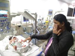 Help Tulsi save her prematurely born twins