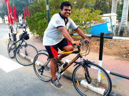 Help me regain physique and ride out end-to-end of Kerala in cycle