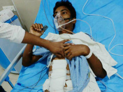 Help Saikumar And His Family To Get Him Cure
