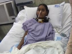 Help Lakshmi fight G B SYNDROME