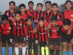 Support REEDS Football Academy U-13 team participate in SuperCupNI, UK
