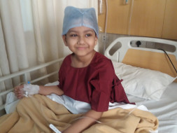 Fundraiser For 7 Yr Old Krishnangshu Undergoing Bone Marrow Transplant