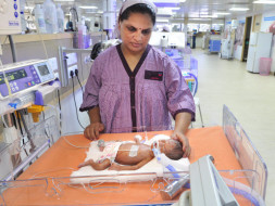 This Newborn Cannot Survive Without 6 Weeks Of Life Support