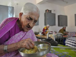 Pledge Your Support For The Elderly , Abandoned And Sick