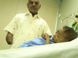 Help This 6-month-old Who Cries Out Of Pain Trying To Fight Death