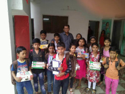 Help Provide Better Education to the Underprivileged Kids Of Bhopal.